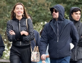 Алина Байкова прокомментировала слухи о романе с Леонардо Ди Каприо (ВИДЕО)