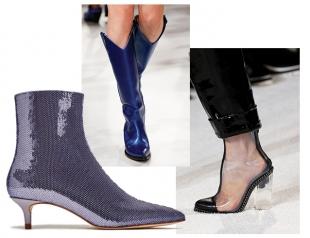 Модная обувь на весну 2018, которая обязательно тебе понравится