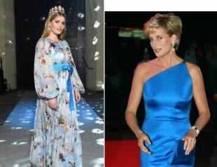 Племянница принцессы Дианы восхитила всех образом на показе Dolce & Gabbana в Милане