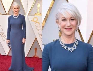 """Хелен Миррен вызвала восторг выходкой на премии """"Оскар-2018"""": """"Это все, что вы должны видеть"""""""