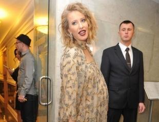 Представительница Ксении Собчак прокомментировала слухи о ее второй беременности