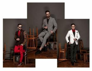 Покажи ему: Андре Тан рассказал о правильном ношении мужских пиджаков