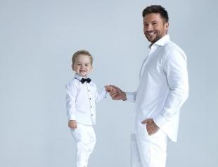 Сын Сергея Лазарева трогательно поздравил его с 35-летием (ВИДЕО)