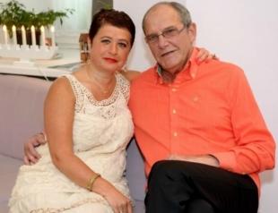 Эммануил Виторган впервые показал новорожденную дочь (ВИДЕО)