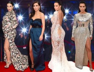 Как Ким Кардашьян готовится к Met Gala 2018