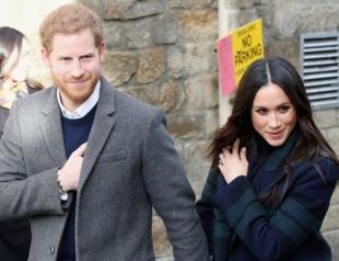 Меган Маркл и принц Гарри выбрали песню для первого свадебного танца