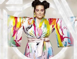 Финальное выступление победительницы Евровидения-2018 Нетты Барзилай из Израиля