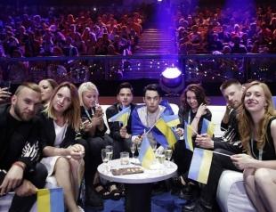 Украина на Евровидении-2018: какое место занял MELOVIN