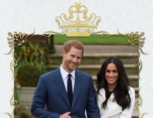 Британцы выпустили купальники с изображением Меган и Гарри