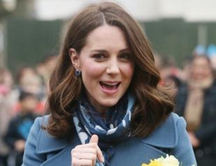 Фитнес-тренер Кейт Миддлтон  рассказала, как герцогине удалось быстро вернуться в форму после родов
