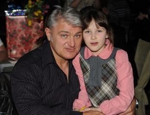 Как выглядит повзрослевшая дочь Владимира Турчинского (ФОТО)