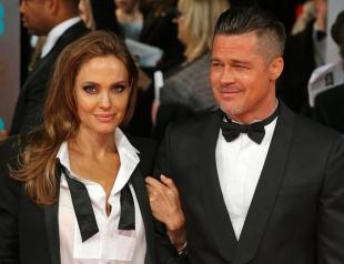 Буря утихла: Анджелина Джоли и Брэд Питт смогли поделить детей