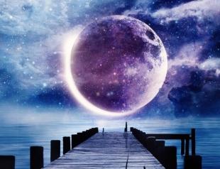 Когда Украина увидит рекордное Лунное затмение