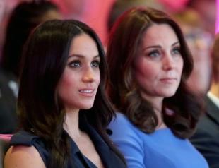 Меган Маркл вошла в список самых влиятельных женщин Великобритании, а Кейт Миддлтон — нет