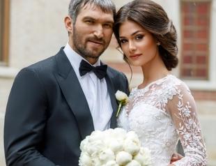 Жена Александра Овечкина больше не скрывает беременность (ФОТО)