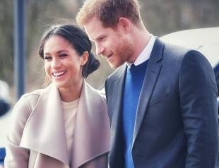 Герцоги Сассекские Гарри и Меган отправятся в первое мировое турне