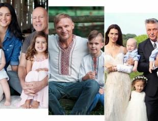 День отца 2018: многодетные отцы среди знаменитостей — Олег Скрипка, Алек Болдуин, Валерий Меладзе и другие