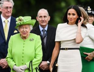 Королева Елизавета II сделала Меган Маркл особенный презент
