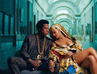 Бейонсе и Jay-Z сняли клип в Лувре и выпустили новый совместный альбом