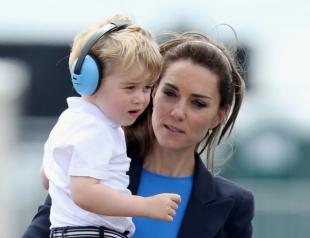 """Это неприемлемо! Кейт Миддлтон раскритиковали за """"неправильное"""" воспитание сына"""