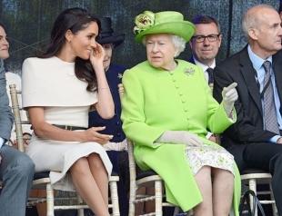 Стало известно, как королева отреагировала на новое интервью отца Меган Маркл