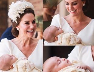 Кейт Миддлтон рассказала о характере принца Луи