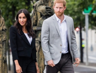 Принц Гарри ответил на расспросы об их будущих детях с Меган Маркл