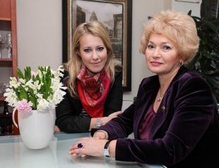 Людмила Нарусова прокомментировала слухи о беременности Ксении Собчак