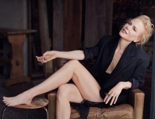 Николь Кидман рассказала, как быть счастливой (ФОТО)
