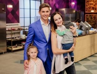 Владимир Остапчук рассказал о любимых десертах и признался, позволяет ли детям сладости