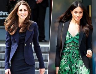 Кейт Миддлтон, Меган Маркл и принц Джордж: названы самые стильные люди 2018 года