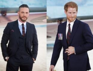 """""""Гарри —  легенда"""": Том Харди впервые рассказал о дружбе с герцогом Сассекским"""