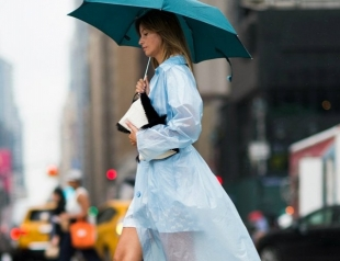Под дождем: десять зонтов, которые спасут от осенних ливней