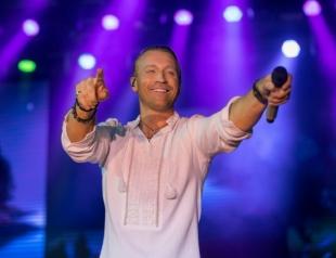 Двойная радость для поклонников: Олег Винник даст дополнительный концерт в Киеве