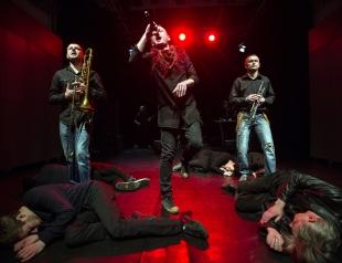 Украинский спектакль номинирован на театральную премию в Нью–Йорке