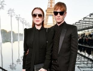 Линдси Лохан подверглась критике на Неделе моды в Париже (ГОЛОСОВАНИЕ)