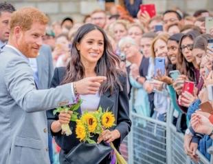 Инсайдер: принц Гарри и Меган Маркл тайно посетили Амстердам