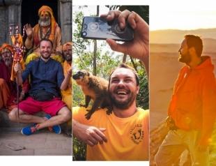 Большой Круг: Артемий Сурин отправляется в настоящее кругосветное путешествие