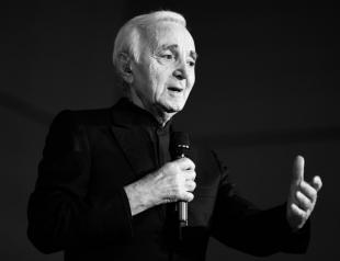 Умер Шарль Азнавур: французский шансонье скончался в возрасте 94 лет