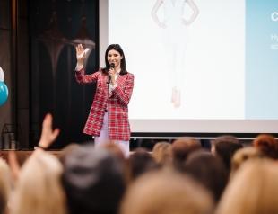 София Рожко провела благотворительную лекцию о правильном питании: как это было