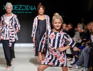 В Киеве открылась неделя детской моды Junior Fashion Week (ФОТО)