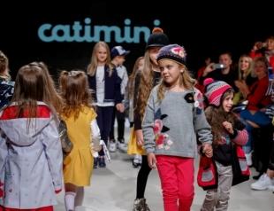 Злата Митчелл, Богдана Попенко и другие на третьем дне Junior Fashion Week в Киеве (ФОТО)