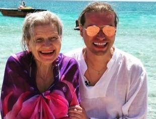 Известный шоумен Гоген Солнцев показал 63-летнюю жену после пластической операции (ФОТО)