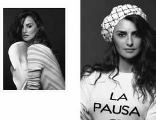 Пенелопа Крус стала лицом Chanel: новая фотосессия звезды