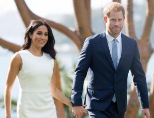 Первый день 16-дневного тура Меган Маркл и принца Гарри: выход беременной герцогини