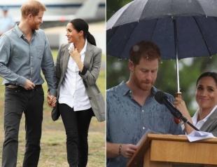 Вдохновение дня: стильный casual лук Меган Маркл и трогательный момент во время речи принца Гарри