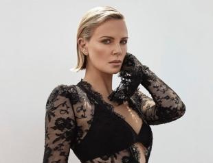 Шарлиз Терон обнажилась ради новой рекламы Dior (ВИДЕО)