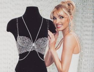Эльза Хоск продефилирует на показе Victoria`s Secret в белье за один миллион долларов (ФОТО)