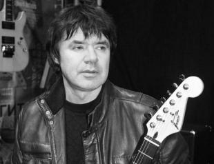 17 ноября скончался певец Евгений Осин