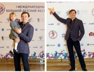 Сергей Безруков вместе с подросшей дочерью появился на публике (ФОТО)